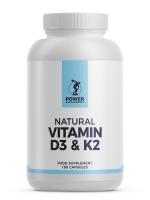 Vitamin D3 plus K2