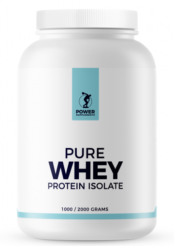 Pure Whey Protein Isolate 1000g