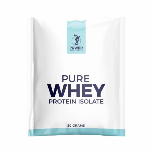30g Sample Pure Whey Protein Isolate
