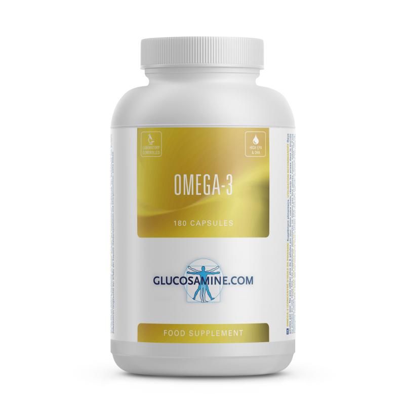 Fischöl (Omega-3)