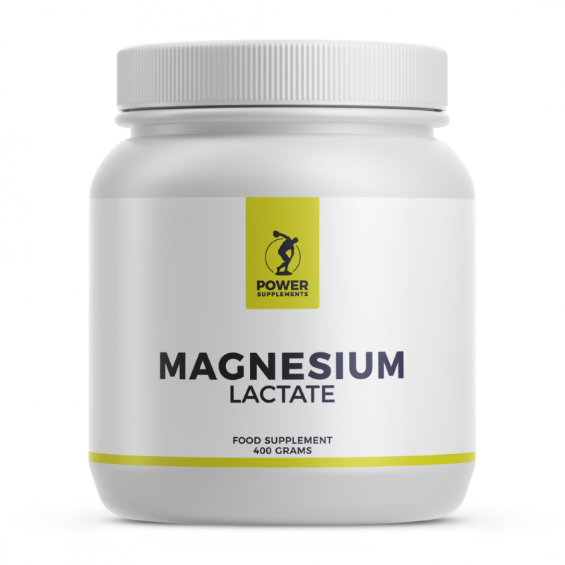 Magnesium lactate 400g powder